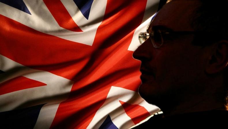 Ходорковский просит политическое убежиже в Британии