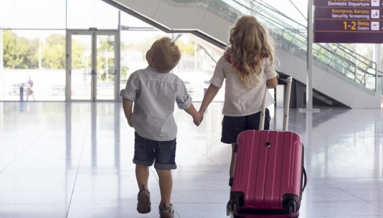 Поездки за границу с детьми