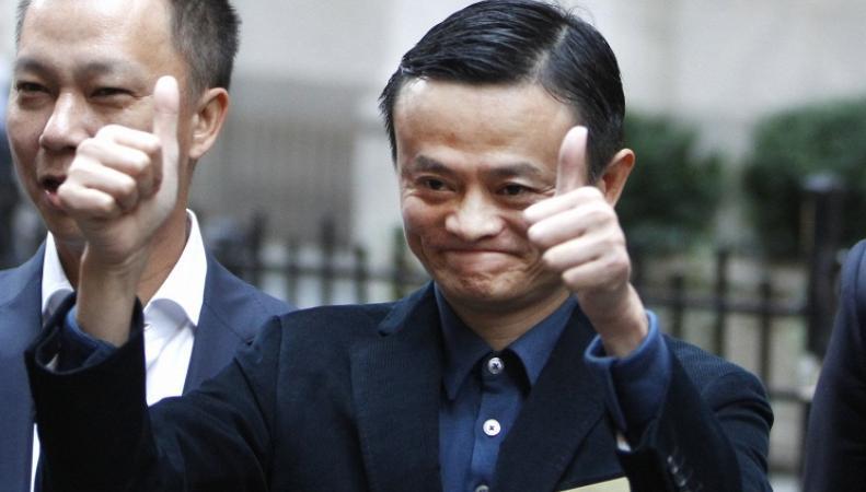 Джек Ма, богатейший человек Китая