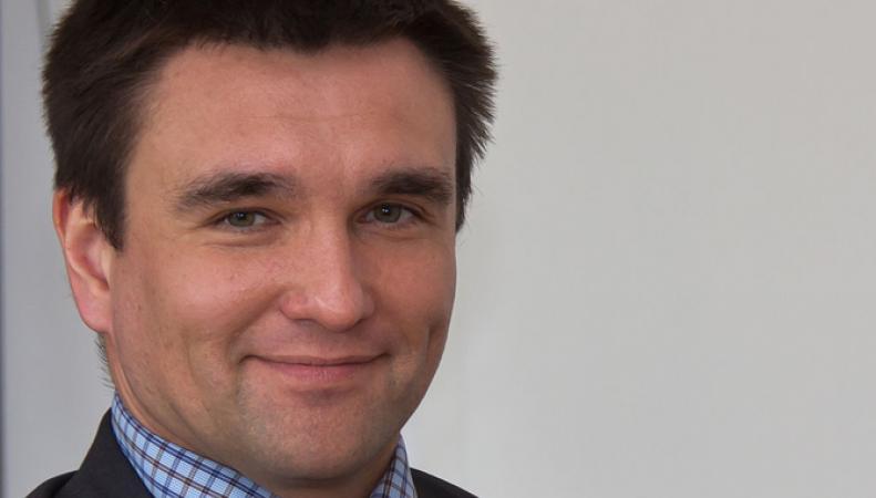 Павел Климкин, НАТО, Украина