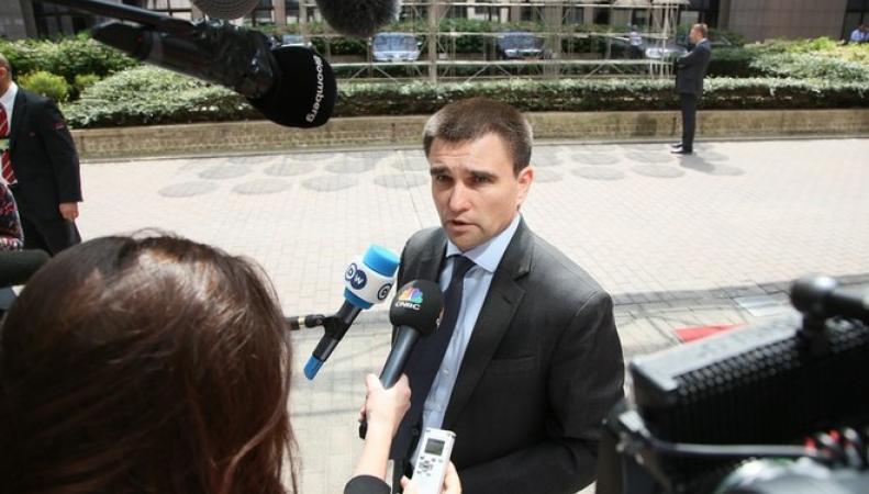 Климкин предсказал скорое возвращение Крыма Украине