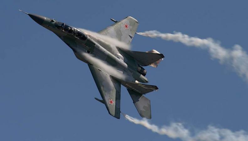 Российский истребитель сбит в Турции – СМИ Британии