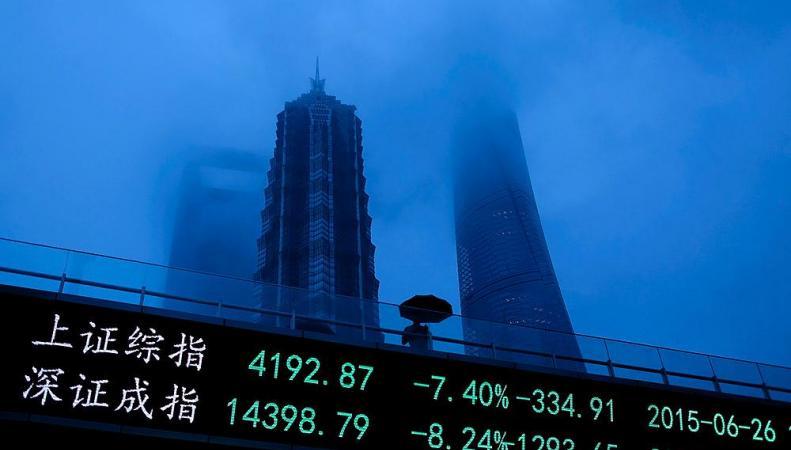 РФ грозит дефолт из-за падения экономики Китая