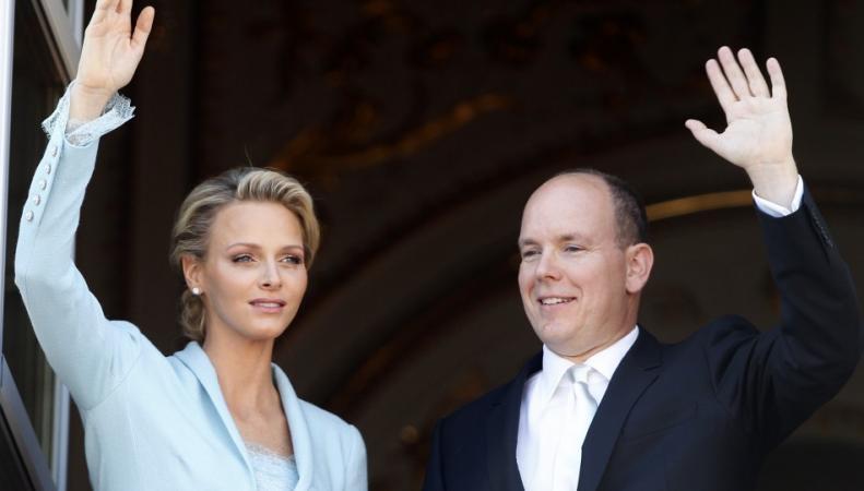 Князь и княгиня Монако ждут первенца