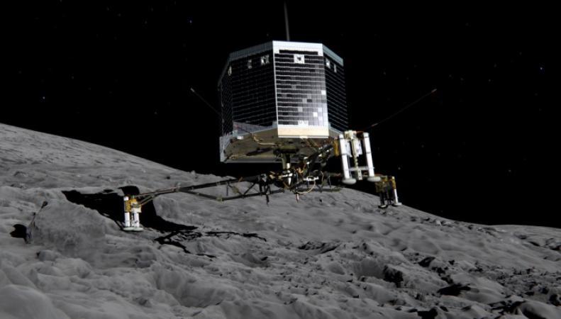 Космический аппарат для изучения комет