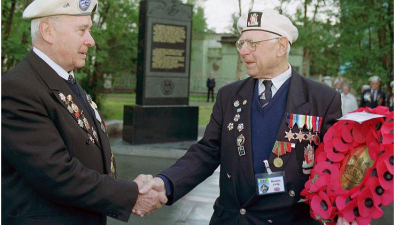 Ветераны Полярного конвоя