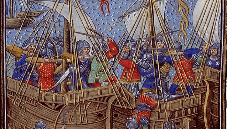 В Британии обнаружен корабль времен Генриха V