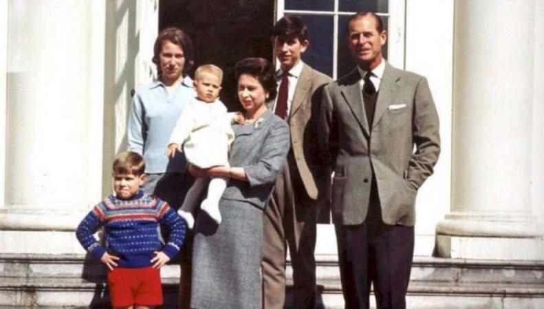 Королевская семья Виндзор