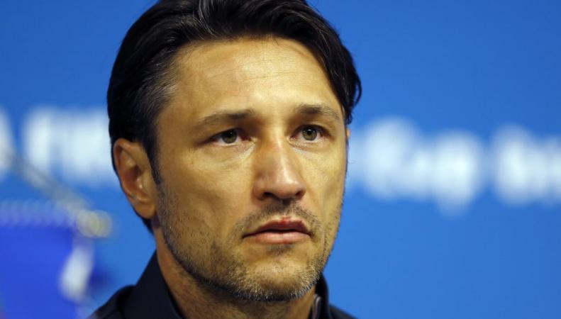 Тренер сборной Хроватии Нико Ковач, фото: Assotiated Press