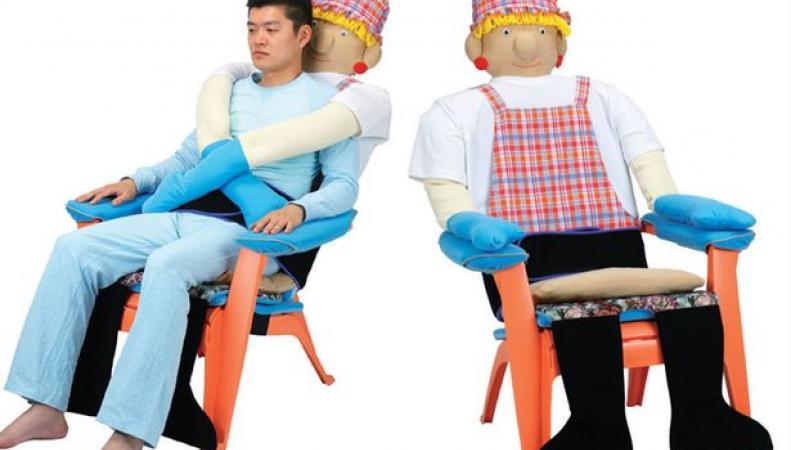 Кресло от одиночества