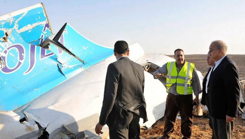 Крушение А321: Лондон призвал искать правду у России и Египта