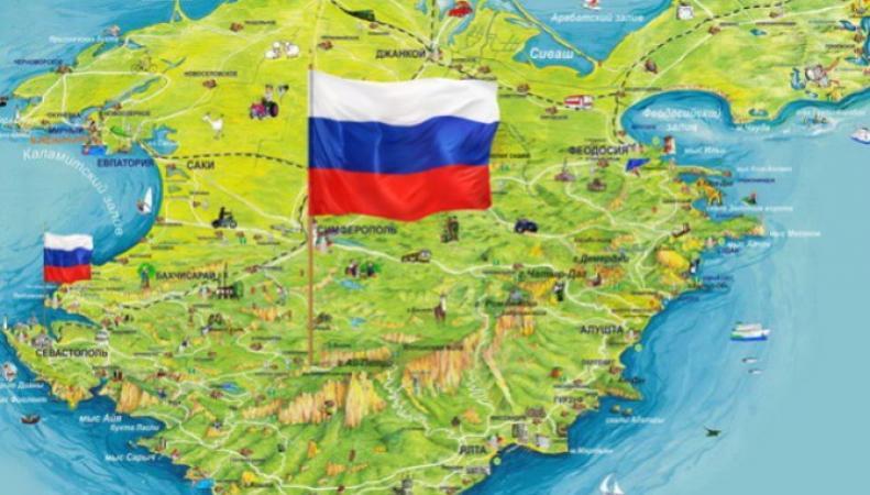 Российский Крым - угроза НАТО