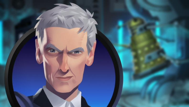 Онлайн-игра «Доктор и Далек»