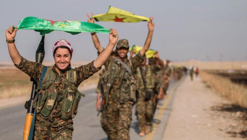 курды в Сирии скоординировали действия с Россией