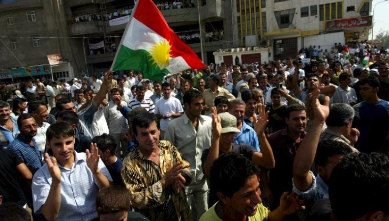 Митинги в Ираке