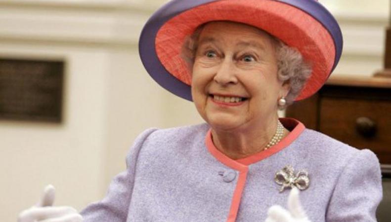 Великобритания сегодня празднует официальный день рождения королевы Елизаветы II