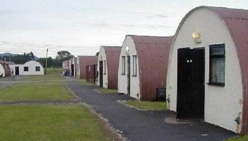 Тюрьма для нацистов в Шотландии станет лагерем для туристов