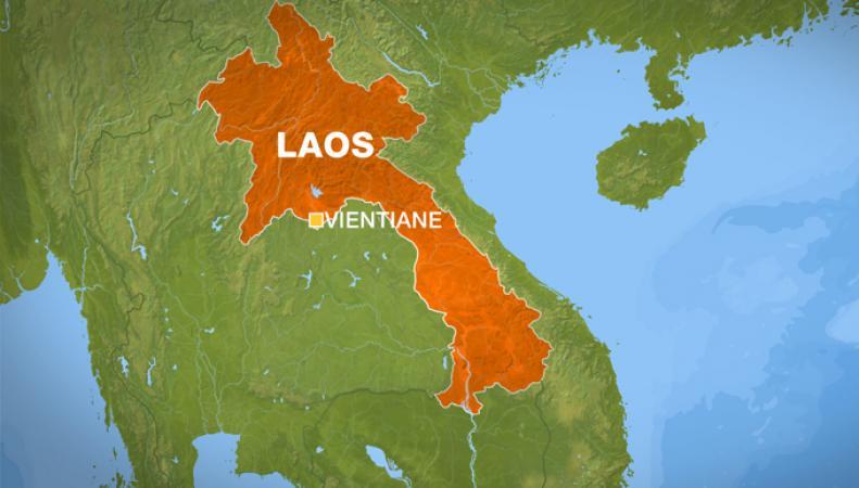 крушение самолета в Лаосе