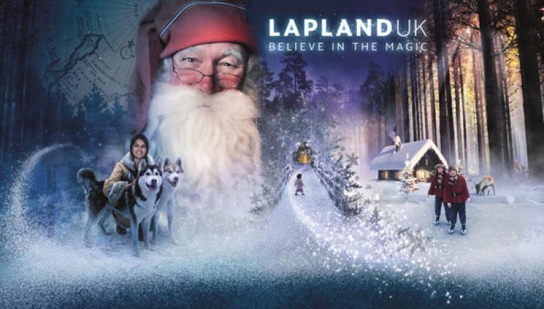Британская Лапландия приглашает в рождественскую сказку