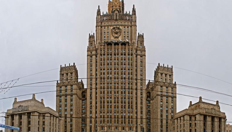 МИД РФ: Украина не собирается выполнять женевские соглашенности