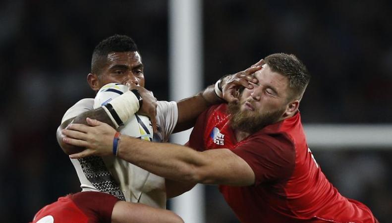 Англия проиграла Австралии в этапе Кубка мира по регби