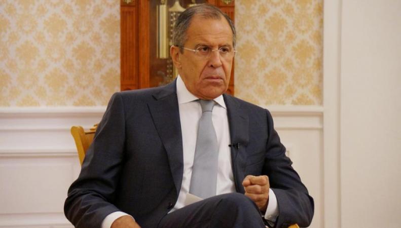 Лавров заявил, что Россия перестанет прогибаться и готова к длительным санкциям