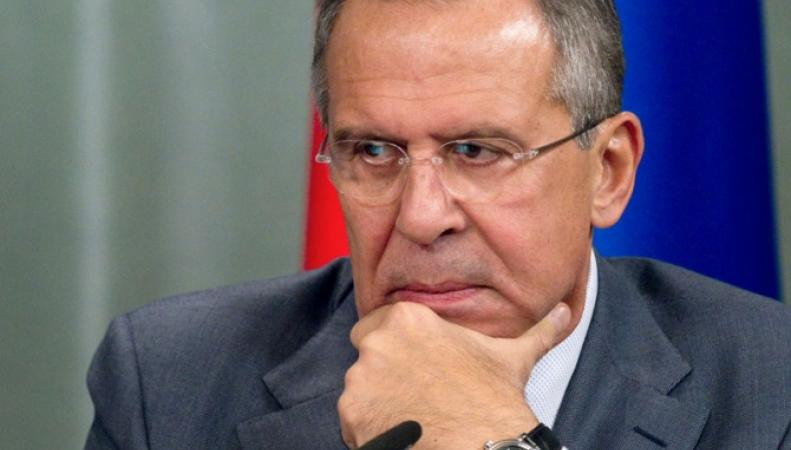 Лавров готовит ответ на арест Бельгией российских активов
