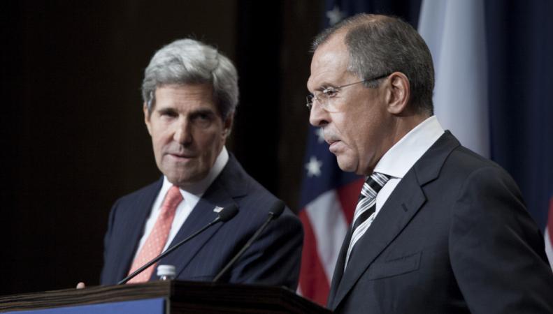 Керри: политика России обостряет сирийский конфликт