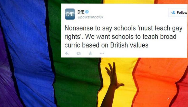пропаганда прав ЛГБТ