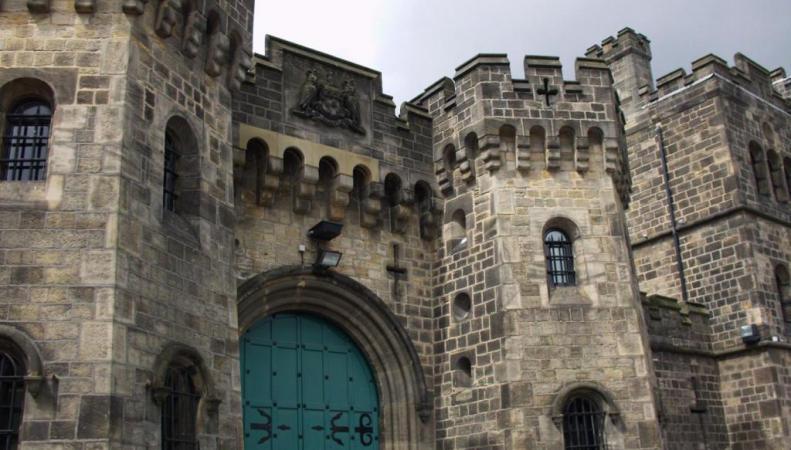 мужская тюрьма в Лидсе