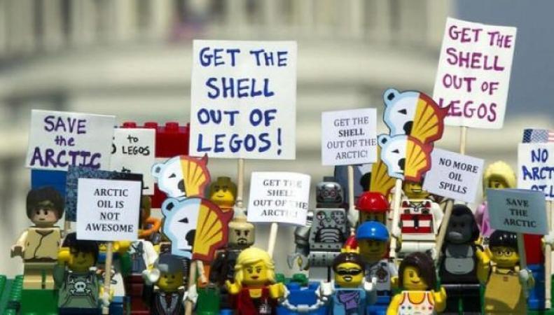 Лего-протест