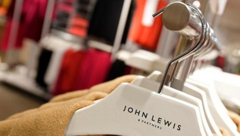 в магазине John Lewis