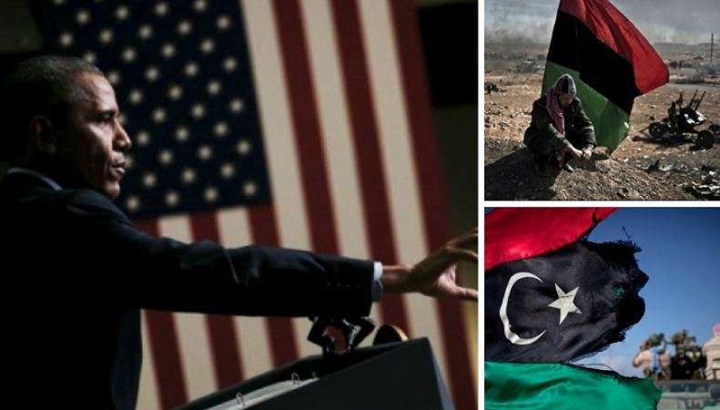 Обама наметил открыть новый военный фрон против ИГИЛ