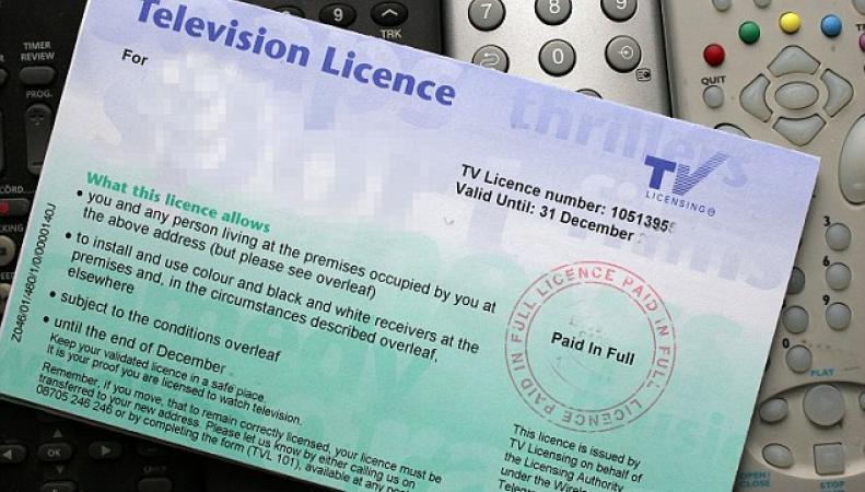 телевизионная лицензия