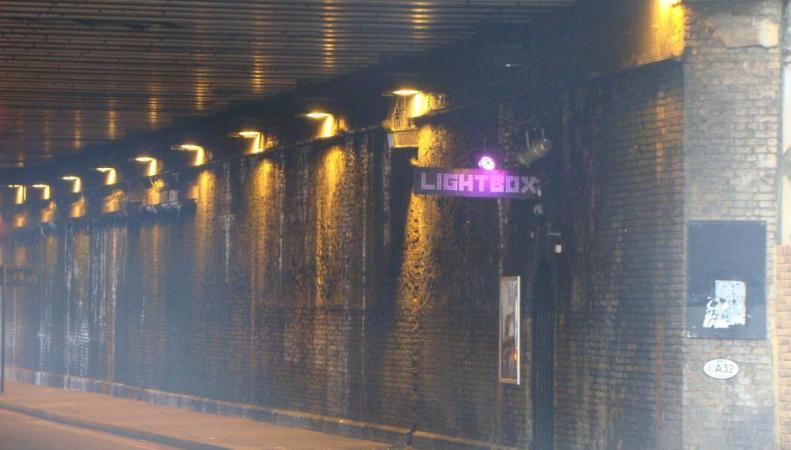 клуб Lightbox в Лондоне