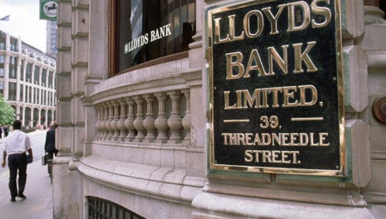Великобритания еще больше выходит из Lloyds