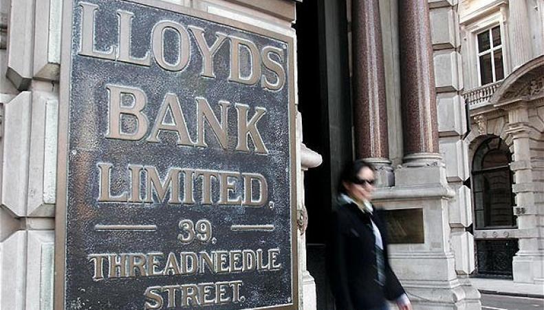 LLoyd Bank - Банк Уэльса