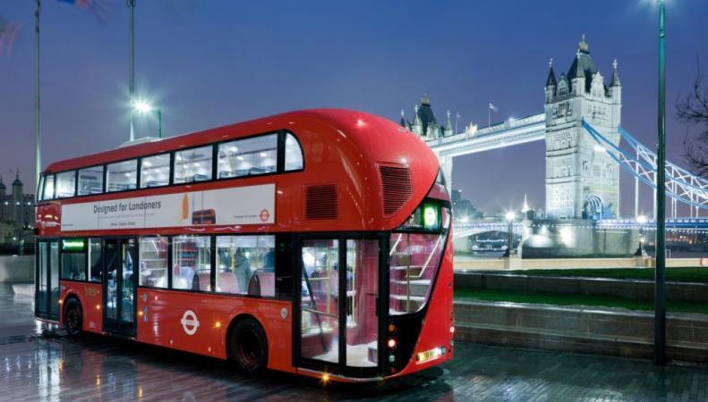 В автобусах Лондона отменят плату наличными с 6 июля 2014 года