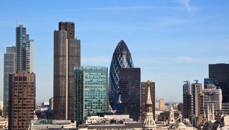 Увеличение количества вакансий в финансовом секторе Лондона