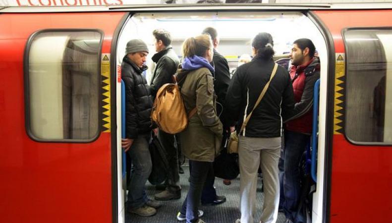 Хаос в метрополитене