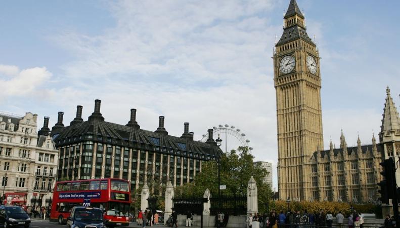 Лондон признан самым популярным городом у туристов