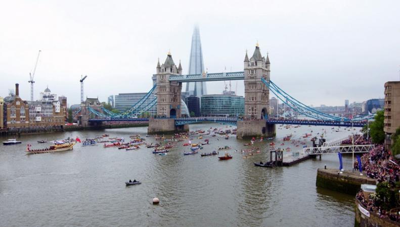 Столица Великобритании Лондон