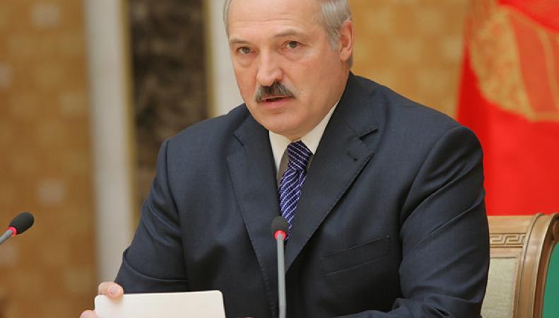 Лукшенко: референдумы Донецка и Луганска не являются правовыми