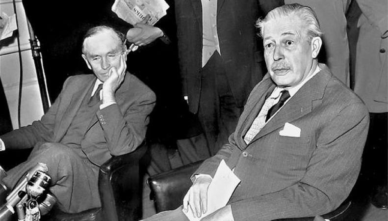 Великобритания рассекретила прогноз своих спецслужб о реакции СССР на сирийский кризис