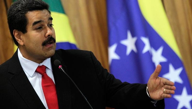 Николос Мадуро потребовал повысить в Венесуэле цены на бензин, http://img.gazeta.ru/