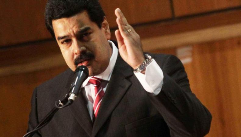 Мадуро назвал продолжающуюся блокаду Кубы со стороны США преступлением, http://www.eer.ru/
