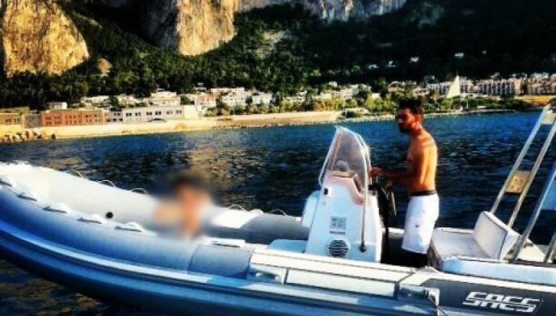Молодые представители итальянской мафии