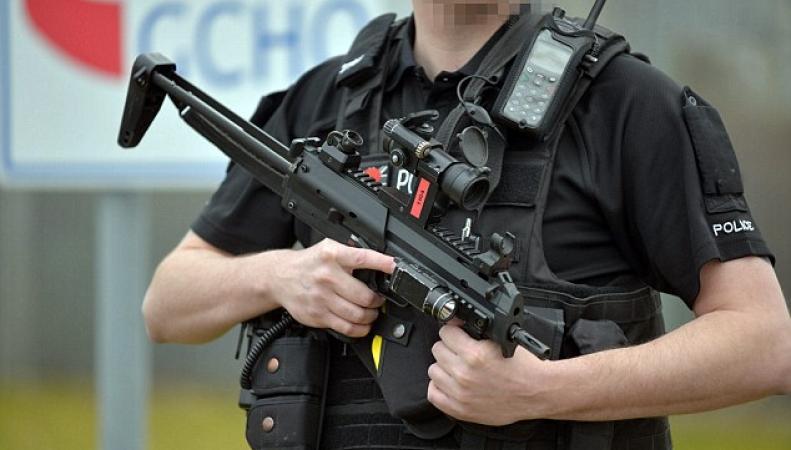 Охрана GCHQ