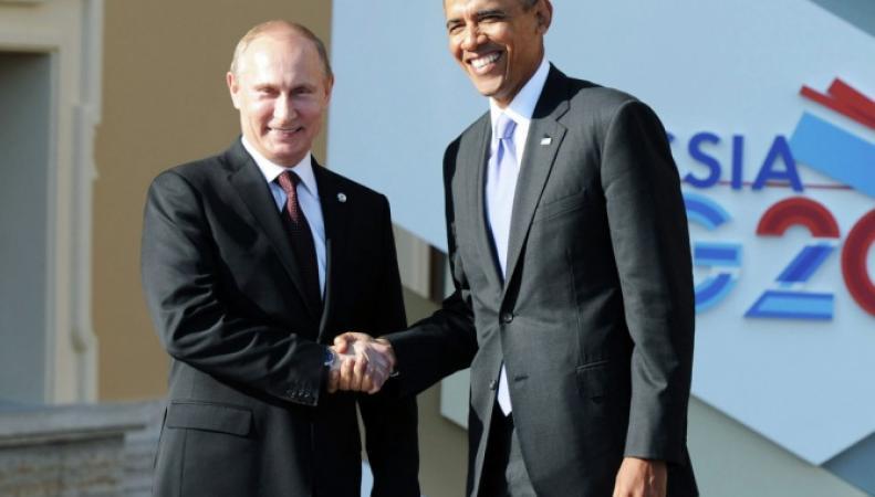Guardian: организаторы G20 случайно раскрыли данные Путина и Обамы