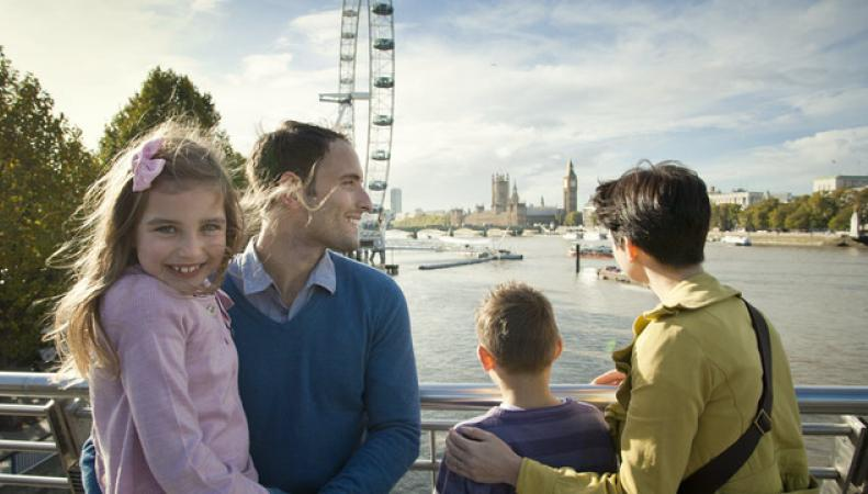 февральские каникулы в Лондоне